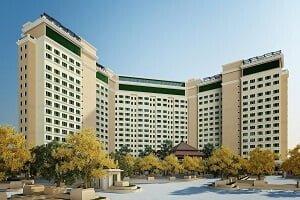 chuỗi nhà hàng khách sạn SOKHA HOTEL