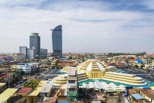 giao thông của phnom penh