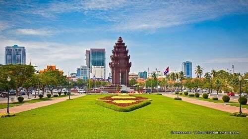 Vận chuyển Phnom Penh