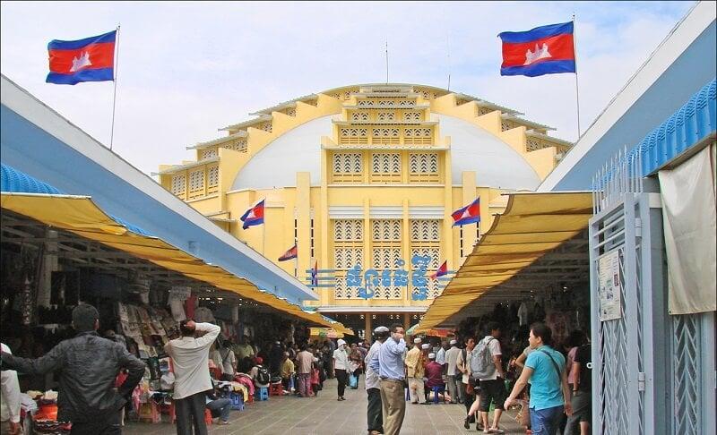 Chợ xe Campuchia: Chợ xe máy Campuchia, phụ tùng – moto, oto cũ và mới